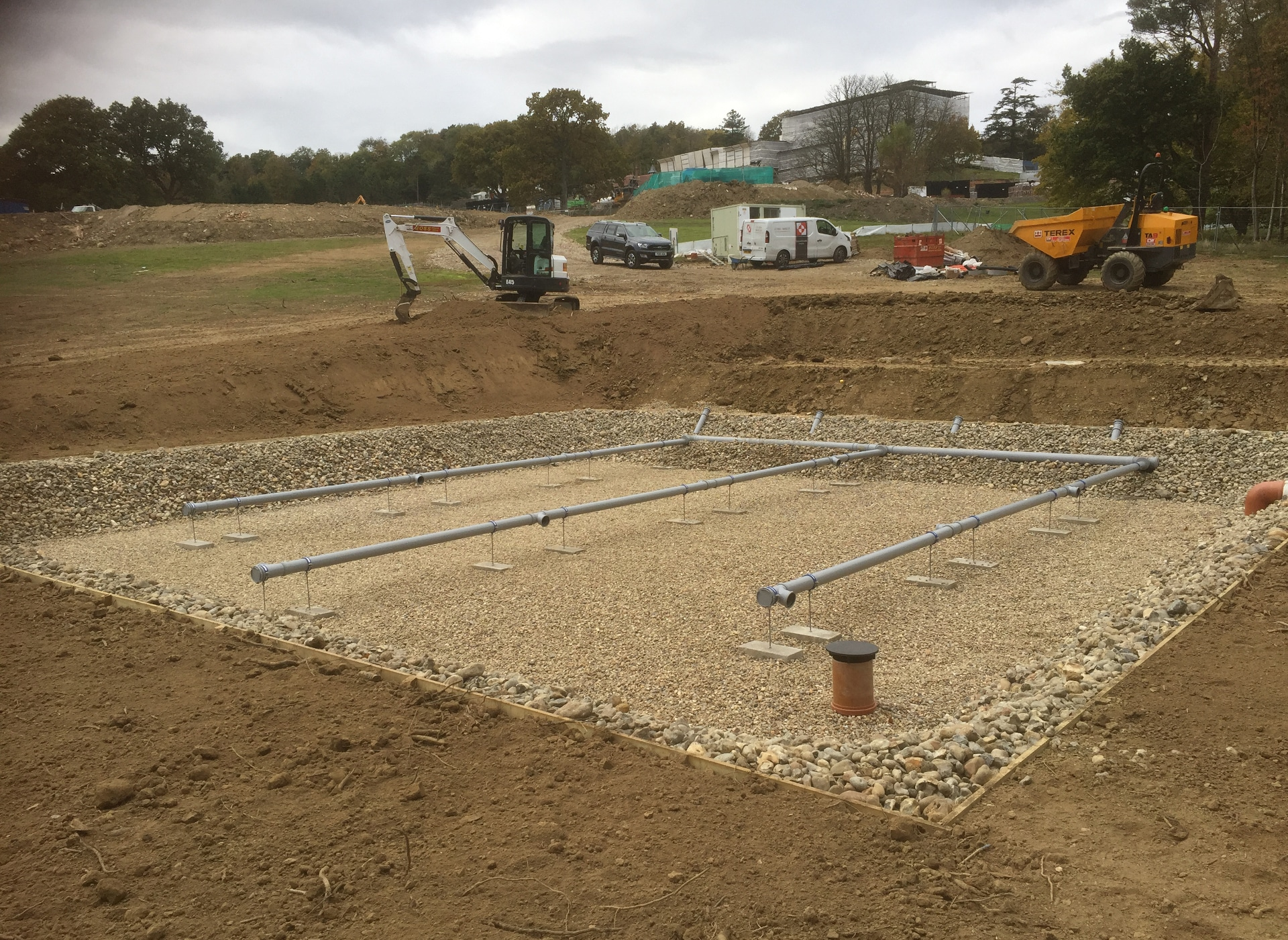 Foundations - Datum Groundworks
